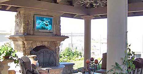 Santa Barbara Smarthomes - Outdoor Music and Television