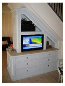 Custom TV Installation