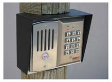 Gate Intercom