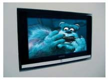 LCD TV Installation