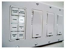 Lighting Control Keypad