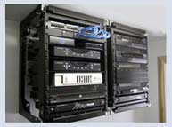 Distributed Equipment Rack